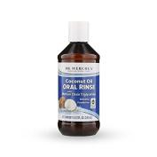 Coconut Oil Oral Rinse MOUTHWASH TEETH & GUM HEALTH dr mercola dental care