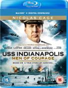 USS Indianapolis [Region B] [Blu-ray]