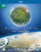 Planet Earth: The Collection [Regions 1,2,3] [Blu-ray]