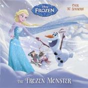 The Frozen Monster (Disney Frozen) (Pictureback