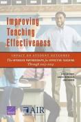 Improving Teaching Effectiveness