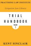 Trial Handbook: Fall 2016