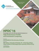 Hpdc 16 25th International Symposium on High Performance Parallel & Distributed Computing