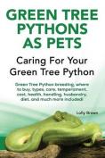 Green Tree Pythons as Pets