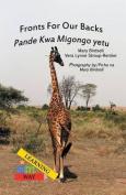 Fronts for Our Backs/Pande Kwa Migongo Yetu