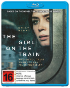 The Girl on the Train [Region B] [Blu-ray]