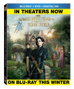 Miss Peregrine's Home For Peculiar Children Blu-ray  [Region B] [Blu-ray]