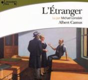 L'Etranger Lu Par Michel Lonsdale