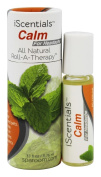 SpaRoom - iScentials All Natural Roll-A-Therapy Calm Peppermint - 10ml