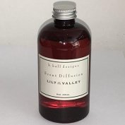 K. Hall Designs Scent Diffuser 240ml Refill - Lily of the Valley