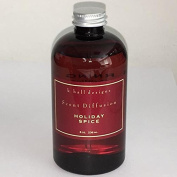 K. Hall Designs Scent Diffuser 240ml Refill - Holiday Spice