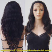 100% Real Thick Long Body Wave Remy Full Lace Human Hair Wigs for Black Women Natural Looking Virgin Brazilian Lace Front Wigs