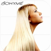 BOHYME GOLD COLLECTION SILKY STRAIGHT 46cm #6/BL22