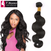 V-Beyonce Pack of 1 Body Wave 8A 100% Unprosessed Virgin Brazilian Human Hair Extensions Bundles 70cm