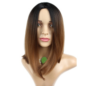 E Support™ Women's Shoulder Length Synthetic Bob Synthetic Wigs