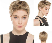 MXXYY Short Hair Wigs Cosplay Synthetic Wigs for Women