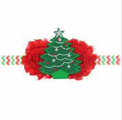 PETMALL 1pcs Cute Christmas Cartoon Headbands Baby Girls Kids Hair Bands Christmas Hair Accessories E053