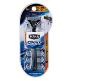 Schick Xtreme 3 Value Pack With 1 Razor and 6 Cartridges