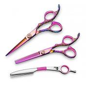 Saki Kohana Pink Hair Shears
