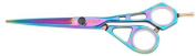 Professional Stainless Steel Hair Cutting Scissors Shears Hairdressing KB-60 Colourful by Scissor