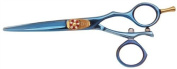 Professional Stainless Steel Hair Cutting Scissors Shears Hairdressing ZQ-55 Colourful by Scissor