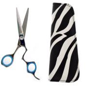 Misaki 15cm Japanese Steel Hair Styling Shears Scissors Crystal Tension Screw