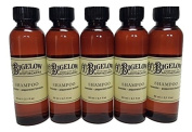 C.O. Bigelow Lavender & Peppermint Shampoo 60ml Set of 5