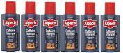 6 X Alpecin Caffeine Shampoo