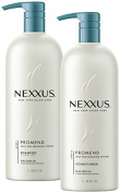 Nexxus Shampoo and Conditioner, Pro Mend 1000ml, 2 ct by Nexxus