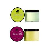 Bundle - 2 Items : Johnny B Street Cream Pomade, 130ml & Johnny B Moulding Paste, 130ml