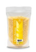 Beeswax Yellow Pastilles Pellets Granules 0.9kg. Premium Quality, Cosmetic Grade, Triple Filtered