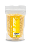 Beeswax Yellow Pastilles Pellets Granules 0.7kg. Premium Quality, Cosmetic Grade, Triple Filtered
