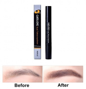 Skinaz Cats Eye Dual Tattoo eyebrow (2.8ml, 4ml) Eyebrow n Eyebrow cara