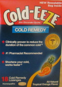 Cold-EEZE Lozenges, Tropical Orange, 18 Ct
