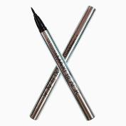 YANQINA NEW Super Black Fixed Liner Pro Quick Drying Waterproof Liquid Eyeliner Pen 3ML