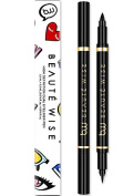 BW BEAUTÉ WISE WATERPROOF HIGH DEFINITION DUAL EYELINER PEN
