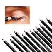 Imcolorful Super Waterproof 12 Colours Eyeliner Pen Eyeshadow Eye Shadow Eyeliner Pencil Pen