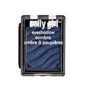 Indigo Dark Blue Shimmer Eyeshadow - Sally Girl .120ml