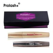 Prolash+ 3D Fibre Lash Mascara Set with Natural & Non-Toxic Hypoallergenic Ingredients, Lash Enhancing Mascara Kit
