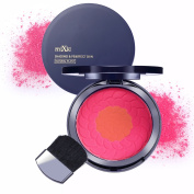 MIXIU Water-Proof Cheek Blush with a Brush