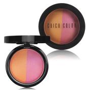 KIMUSE Beautiful Face Blush Powder Makeup Baked Cheek Colour Bronzer Blusher Palette