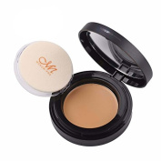 Powder - M.N F13008 Whitening Concealer Flawless light Photosensitive and Delicate Double Dual-use Powder 05