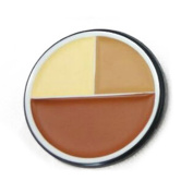 flawless concealer - M.N 3 colours flawless concealer cream foundation makeup face£¨03#£