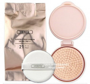 [VERITE] Aurora Cover Cushion Refill 15g #21 #23 - Only Refill [Amore Pacific]