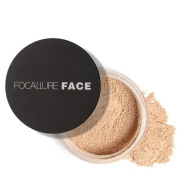 Translucent Loose Powder, FTXJ Oil Control Lasting Anti-sweat Breathable Finishing Powder
