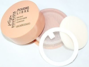 Visage Bourjois Puodre Libre Lose Face Powder 45 Miel Sauvage Wild Honey 40ml by Visage Bourjois