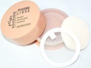 Visage Bourjois Puodre Libre Lose Face Powder 45 Miel Sauvage Wild Honey 40ml by Visage Bourjois