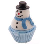 Christmas Novelty Lip Gloss - Snow Man by BAM