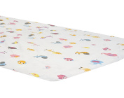 Zack & Tara Playard Sheet - Adorable Animals