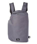 The Original Baby Sak Nappy Bag - Steel Grey
